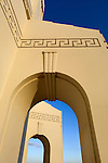 Art Deco Arches, Griffith Observatory, Los Angeles, 2012