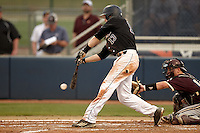 SAN ANTONIO, TX - MARCH 15, 2016: The University of Texas at San Antonio Roadrunners defeat the Texas State University Bobcats 14-7 at UTSA Roadrunner Field. (Photo by Jeff Huehn)