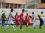Tunja- Patriotas venció 1 gol por 0 a Chicó F.C, en el partido correspondiente a la fecha 17 del Torneo Clausura 2014, desarrollado en el estadio La Independencia, el 2 de noviembre.