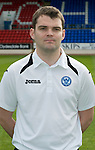 St Johnstone FC Season 2012-13 Photocall.Dr Duncan Goodall, Club Doctor.Picture by Graeme Hart..Copyright Perthshire Picture Agency.Tel: 01738 623350  Mobile: 07990 594431