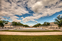 WWII Memorial and Lincoln Memorial Washngton DC<br /> Washington DC Photography