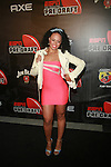 Elle Varner  Attends ESPN The Magazine Presents the Ninth Annual Pre-Draft Party at The Waterfront,   NY  4/25/12