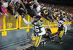 Green Bay Packers Super Bowl XLV Season