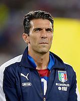Fussball International  WM Qualifikation 2014   10.09.2013 Italien - Tschechien Torwart Gianluigi Buffon (Italien)