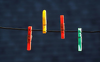 Colorful Cloth pegs