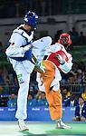 19/08/2016 - Taekwondo - Carioca arena 3 - Olympic Park - Rio de Janeiro - Brazil