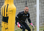 St Johnstone Training&hellip;22.07.16<br />Keeper Alan Mannus pictured during training this morning at McDiarmid Park ahead of tomorrows Betfred Cup game against Falkirk.<br />Picture by Graeme Hart.<br />Copyright Perthshire Picture Agency<br />Tel: 01738 623350  Mobile: 07990 594431