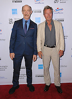 "05 June 2016 - Hollywood, California - J.K. Simmons, John Savage. Arrivals for the 2016 LA Greek Film Festival Premiere Of ""Worlds Apart"" held at The Egyptian Theater. Photo Credit: Birdie Thompson/AdMedia"