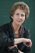 JANE GLOVER, LEADING BRITISH MUSIC CONDUCTOR. EDINBURGH INTERNATIONAL BOOK FESTIVAL. Wednesday 16th August 2006. Over 600 authors from 35 countries are appearing at the Edinburgh International Book festival during 12th-28th August. The festival takes place in historic Edinburgh city, a UNESCO City of Literature.