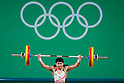 Rio 2016 - Weightlifting