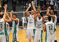 Academia de La Montaña vs Cóndores de Cundinamarca  18-05-2014