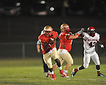 Lafayette High's Brandon Mack (4) vs. Shannon in Oxford, Miss. on Friday, September 14, 2012. Lafayette won 44-25 over Shannon to improve to 4-1.