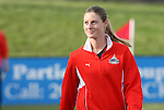11 April 2009: Washington's Jill Gilbeau. The Washington Freedom played the Chicago Red Stars to a 1-1 tie at the Maryland SoccerPlex in Boyds, Maryland in a regular season Women's Professional Soccer game.