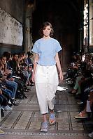OCT 02 JULIEN DAVID at Paris Fashion Week