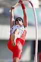 Daichi Sawano, MAY 19, 2012 - Athletics : The 54th East Japan Industrial Athletics Championship Men's Pole Vault at Kumagaya Sports Culture Park Athletics Stadium, Saitama, Japan. (Photo by Yusuke Nakanishi/AFLO SPORT) [1090]