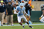 12 September 2015: UNC's Mack Hollins. The University of North Carolina Tar Heels hosted the North Carolina A&T State University Aggies at Kenan Memorial Stadium in Chapel Hill, North Carolina in a 2015 NCAA Division I College Football game.