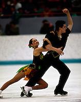 Anjelika Krylova and Vladimir Federov Russia-1994 Olympics Lillehamer Norway. Photo copyright Scott Grant.