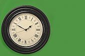 Stock photo of Vintage Clock
