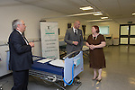 Business Minister Edwina Hart AM visit to Welsh Wound Innovation.<br /> 02.07.14<br /> &copy;Steve Pope-FOTOWALES