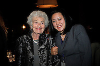 The Guiding Lights Weekend 2012: Live Like a Citizen. VIP Welcome Dinner. Gerda Weissmann Klein.