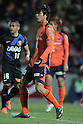 Kim Young-Gwon (Ardija),.APRIL 21, 2012 - Football / Soccer :.2012 J.League Division 1 match between Omiya Ardija 2-0 Urawa Red Diamonds at NACK5 Stadium Omiya in Saitama, Japan. (Photo by Hiroyuki Sato/AFLO)