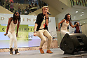 Cody Simpson, Oct 22, 2011: 14 year old Australian singer Cody Simpson held a mini live showcase at Koshigaya Laketown, Saitama, Japan.  It is his first visit to Japan. (Photo by Kenya Chiba/AFLO) [1125]