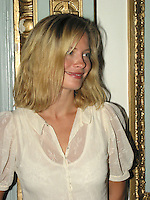 Sept 2, 2002, Montreal, Quebec, Canada<br /> <br /> Maria Bonnevie,<br /> Best Actress award for the movie I AM DINA,<br />  by Ole Bornedal ,at the closing ceremony of the 2002 Montreal World Films Festival, Sept 2 2002, in  Montreal, Quebec, Canada<br /> <br /> <br /> Mandatory Credit: Photo by Pierre Roussel- Images Distribution. (&copy;) Copyright 2002 by Pierre Roussel <br /> <br /> NOTE : <br />  Nikon D-1 jpeg opened with Qimage icc profile, saved in Adobe 1998 RGB<br /> .Uncompressed  Uncropped  Original  size  file availble on request.