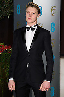 George Mckay at the 2017 EE British Academy Film Awards (BAFTA) After-Party held at the Grosvenor House Hotel, London, UK. <br /> 12 February  2017<br /> Picture: Steve Vas/Featureflash/SilverHub 0208 004 5359 sales@silverhubmedia.com