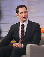 JAN 29 Matt McGorry at ABC's Good Morning America