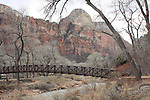 Bridge over Virgin River