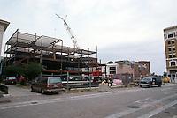 1995 August 18..Redevelopment.Tidewater Community College..TCC PROGRESS & DRAWINGS - DURING..NEAR PV1...NEG#.NRHA#..