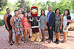 Bonaire Students Dine with Brunos