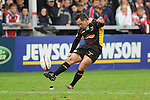 Shaun Connor. Gloucester V Newport Gwent Dragons, EDF Energy Cup © Ian Cook IJC Photography iancook@ijcphotography.co.uk www.ijcphotography.co.uk