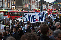 "09.03.2011 - ""Save The NHS"""