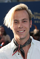 """HOLLYWOOD, CA - May 18: Riker Lynch, At Premiere Of Disney's """"Pirates Of The Caribbean: Dead Men Tell No Tales"""" At Dolby Theatre In California on May 18, 2017. Credit: FS/MediaPunch"""