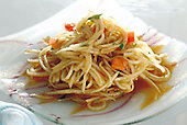 salade de papaye