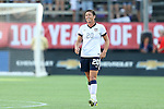 10 November 2013: Abby Wambach (USA). The United States Women's National Team played the Brazil Women's National Team at the Citrus Bowl in Orlando, Florida in an international friendly soccer match.