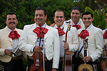 Mariachi band, Puerto Vallarta, Jalisco, Mexico