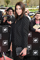 Lisa Snowdon at the TRIC Awards 2017 at the Grosvenor House Hotel, Mayfair, London, UK. <br /> 14 March  2017<br /> Picture: Steve Vas/Featureflash/SilverHub 0208 004 5359 sales@silverhubmedia.com