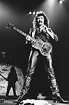 Black Sabbath 1984 Tony Iommi..© Chris Walter..