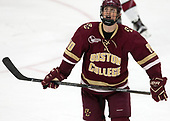 Christopher Brown (BC - 10) - The Harvard University Crimson defeated the visiting Boston College Eagles 5-2 on Friday, November 18, 2016, at Bright-Landry Hockey Center in Boston, Massachusetts.{headline] - The Harvard University Crimson defeated the visiting Boston College Eagles 5-2 on Friday, November 18, 2016, at Bright-Landry Hockey Center in Boston, Massachusetts.