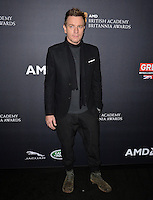BEVERLY HILLS, CA. October 28, 2016: Ewan McGregor at the 2016 AMD British Academy Britannia Awards at the Beverly Hilton Hotel.<br /> Picture: Paul Smith/Featureflash/SilverHub 0208 004 5359/ 07711 972644 Editors@silverhubmedia.com