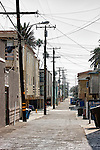 Beach Town Alley, Seal Beach, CA