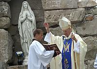 Grotto Dedication 9-15-08