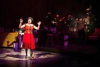 Patsy Cline musical presented by STAGES St. Louis at Robert G Reim Theater in Kirkwood, MO on May 30, 2013.