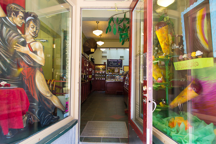 Erico's Choco-Musée, located along St. Jean Street in Quebec City's St. Jean Baptiste neighborhood, boasts not only a small museum dedicated to understanding the culture and history of chocolate, but also has some of the best Chocolat Chaud (hot chocolate) in Quebec.  Erico also makes a selection of confections and ice cream.