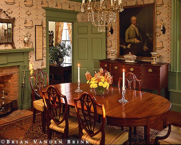 Ebenezer Alden House, Union, Maine