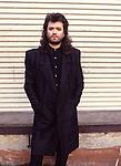 Black Sabbath 1985 Glenn Hughes.© Chris Walter.