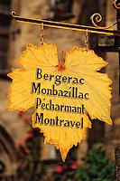 Vignoble de Bergerac / Bergerac wineyard