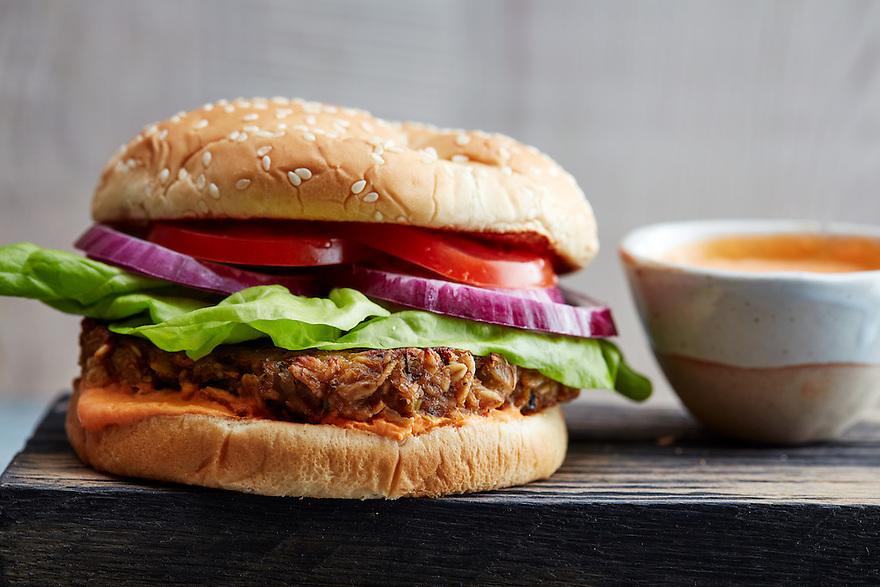 Chicago Diner Burger